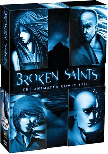 (Broken Saints - The Animated Comic)