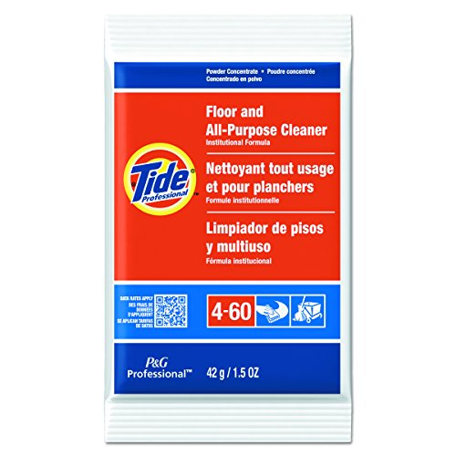 Tide 02370 Institutional Formula Floor & All-Purpose Cleaner, 1.5 Ounces (Case of 100)