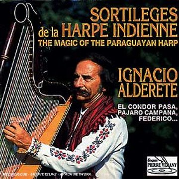 Sortileges De La Harpe Indienne by Pierre Verany