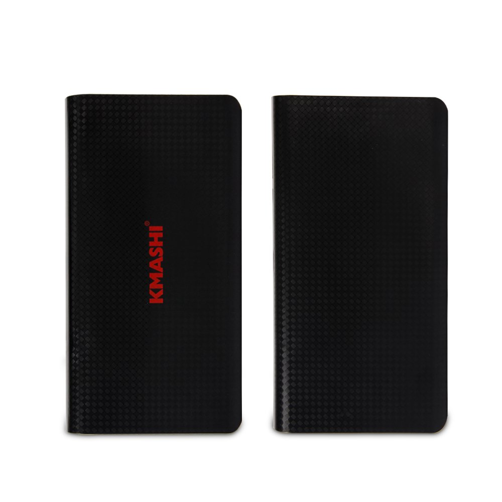 KMASHI 15000mAh External Battery Power Bank, Portable Charger with Powerful Dual USB Output and 2A Input by KMASHI (Image #9)