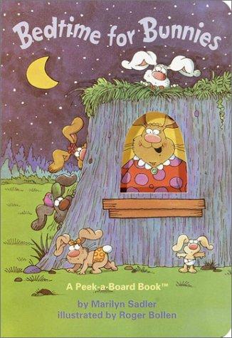 Bedtime for Bunnies (Peek-a-Board (Bedtime Bunnies)