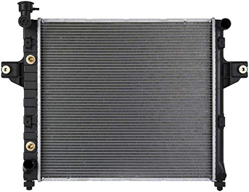 Spectra Premium CU2262 Complete Radiator for Jeep Grand Cherokee