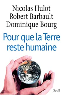 Pour que la Terre reste humaine, Hulot, Nicolas