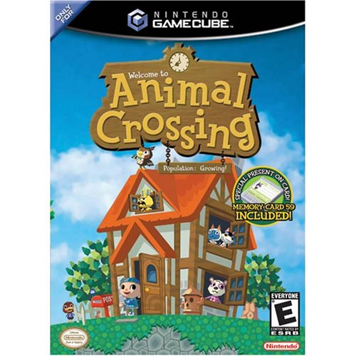 Image result for animal crossing gamecube