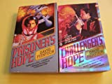 img - for 2 Book Set By David Feintuch (Challenger's Hope, Prisoner's Hope) book / textbook / text book