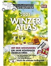 WINZERATLAS 2021: Stellplatzführer Weingüter