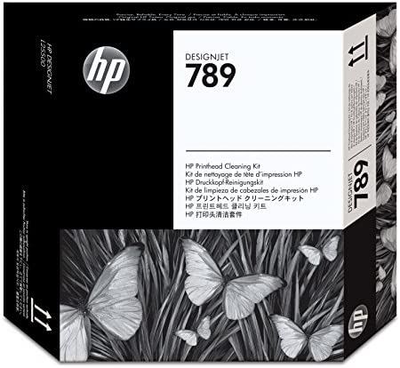 HP 789 Designjet - Limpiador de impresora (15 - 30 °C, 5 - 95%, -25 - 55 °C, 29,4 cm, 6,3 cm, 26,5 cm): Amazon.es: Informática