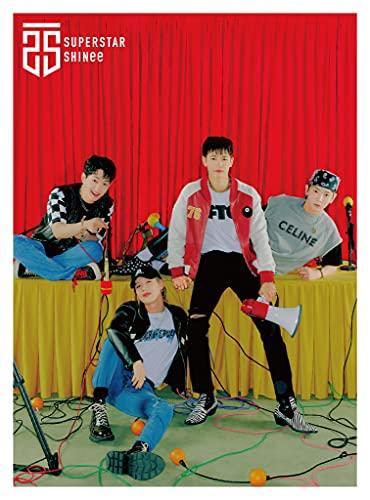 샤이니 SHINee - SUPERSTAR (완전 생산 한정반A -Photo Edition-)(PHOTOBOO포함)