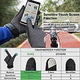 Winter Gloves Anti-slip Running Cycling Driving