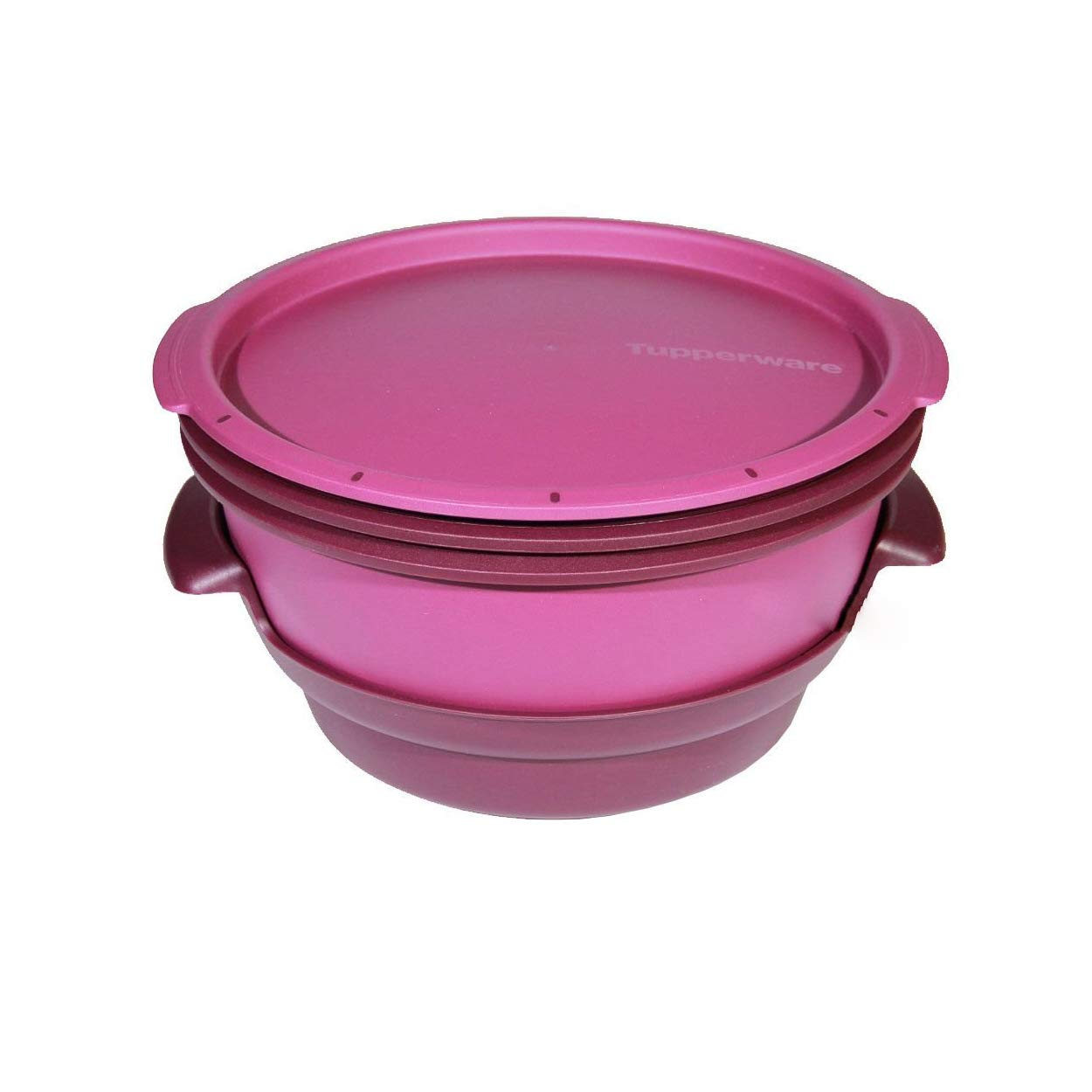 Tupperware Smart Steamer in new Purple Color