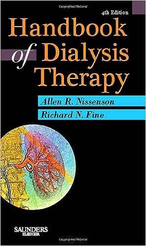 handbook of dialysis 4th edition