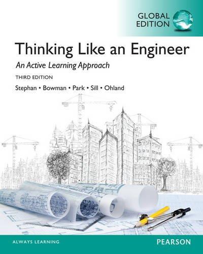 Thinking Like an Engineer, Global Edition