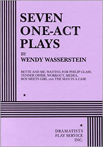 Seven one act plays by wendy wasserstein acting edition wendy seven one act plays by wendy wasserstein acting edition wendy wasserstein 9780822217053 amazon books fandeluxe Images