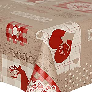 ... Wipe Off Christmas Tablecloths Download ...