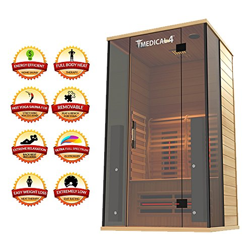 best sauna for home Medical 4 sauna