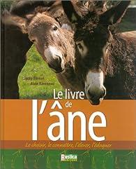 Le Livre de l'âne par Jacky Davézé