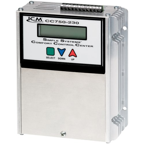 ICM Controls CC750-230 Variable Frequency Variable Voltage Drive, Blower Speed Control, 208 230 VAC