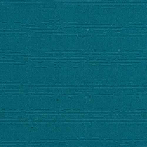 A500 Teal Solid Woven Cotton Preshrunk Canvas Duck Contemporary Upholstery Fabric By The Yard (Solid Cotton Upholstery)