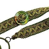 Tamarusan Hairband Head Dress Hair Clipper Handmade Italian Blade