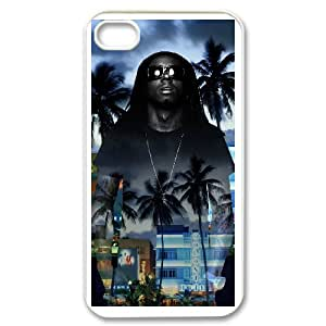 lil wayne--phone case cover For iPhone 4,4S