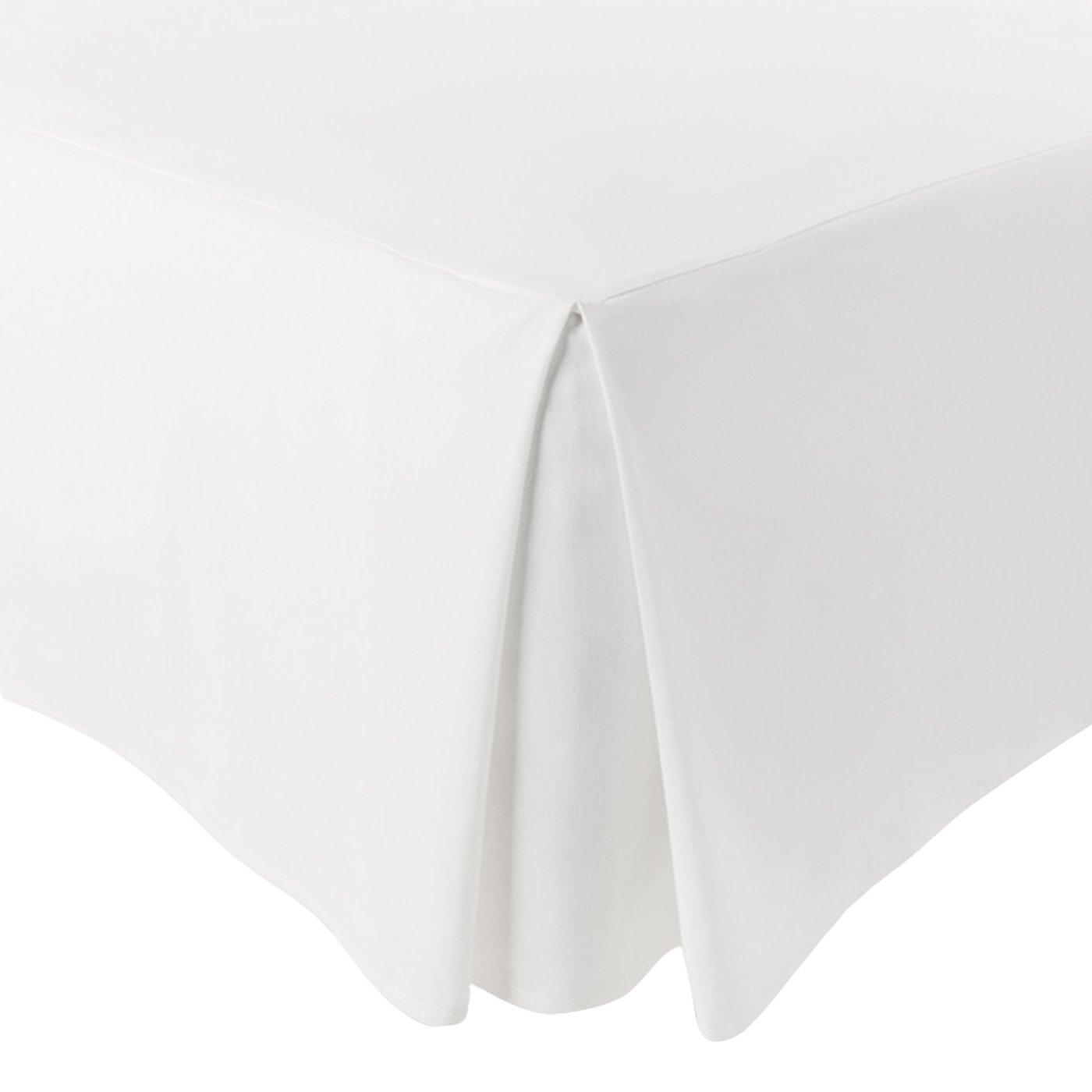 Jarrous Cubre Canapé Modelo Pierre, Color Blanco, Medida para Cama de 90 product image