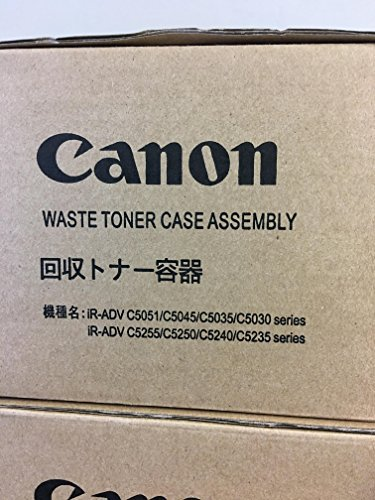 1 X Genuine Canon FM4-8400-010 (FM4-8400-000) Waste Toner Bottle ()