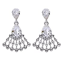 Xuping Cyber Monday Luxury Crystals from Swarovski Women Stud Earrings Jewelry Gifts with Box