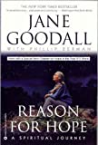 Front cover for the book Reason for Hope: A Spiritual Journey by Jane Goodall