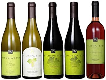 Wilderotter Five Course Holiday Dinner, 5 x 750 mL