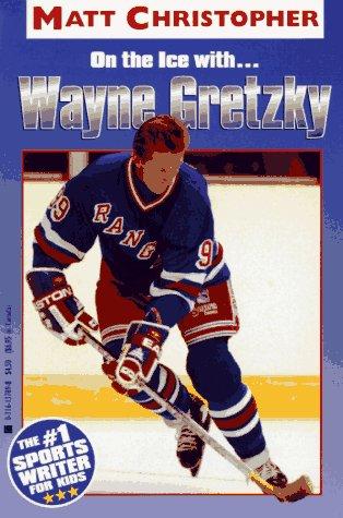 On the Ice With. . .wayne Gretzky (Athlete Biographies) PDF