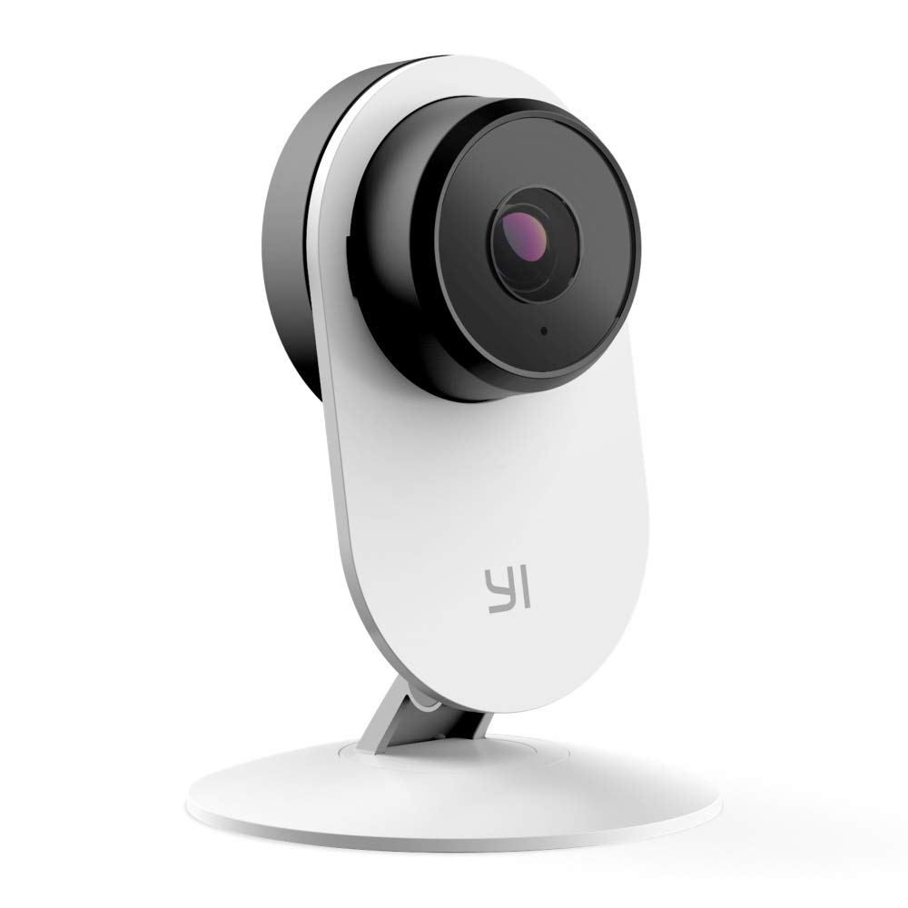 YI Home Camera 3, 1080P Wireless Wi-Fi Security Surveillance System Smart IP Indoor House Cam with 6-Month Free Cloud Service, Audio, App for Baby Nanny Pet Monitor