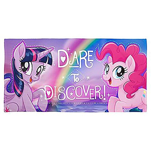 My Little Pony Movie ''adventure'' Kid Towel, Multi-colour by My Little Pony