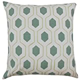 The Pillow Collection Spa Flynn Geometric Bedding Sham, King/20'' x 36''