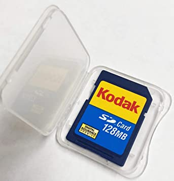 Amazon.com: Kodak 128 MB PREMIUM Secure Digital tarjeta SD ...