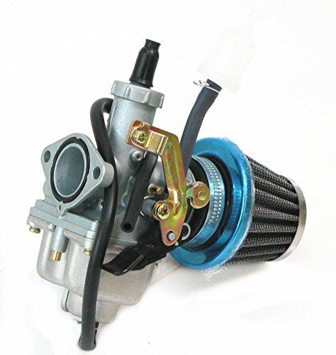 - Carburetor & Air Filter for Honda TRX250 TRX250X TRX250EX TRX200 TRX200SX TRX200D Carb (#27+39 AIR)