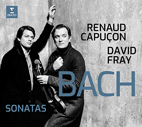 Bach: Sonatas for Violin & Keyboard Nos - Keyboard 3 Sonatas