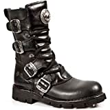 NEWROCK New Rock Boots Style M.1473 S1 Black Unisex