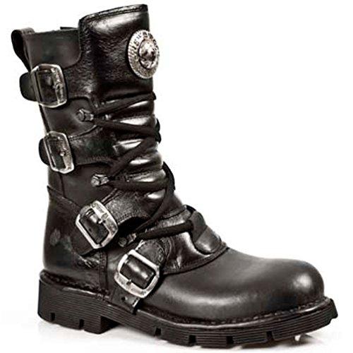 New Unisex Black Style Boots 1473 M NEWROCK S1 Rock 7vqUng