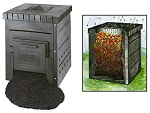 Home and Garden Innovations CMP02 Pyramid Composter