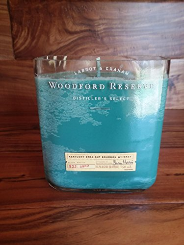 0ml, teal, snickerdoodle scented candle ()