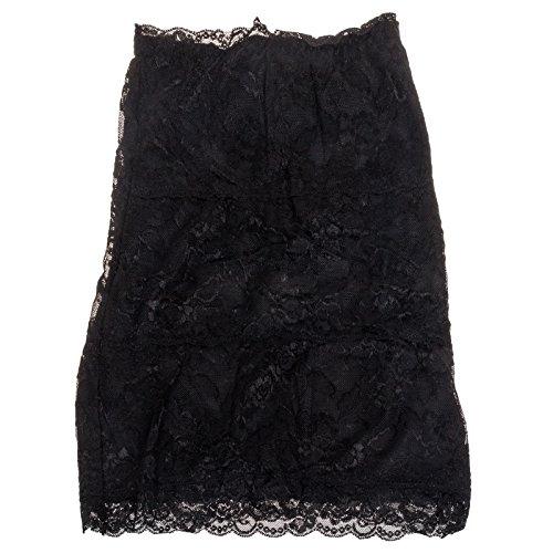 63cfbbb2ec78d Black Fuchsia Women s Secret Shapewear Lace Skirt - Buy Online in ...