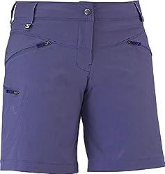 Salomon Men's Wayfarer Shorts, Stone Blue, 36-Inch