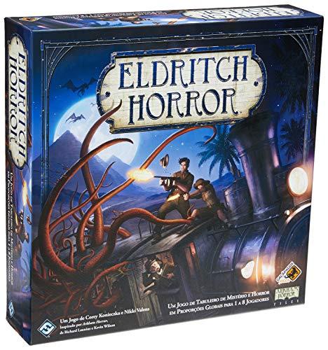 Eldritch Horror Galápagos Jogos