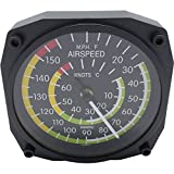 9061Therm Wall Thermometer/Airspeed
