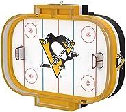 Hallmark Keepsake Christmas Ornaments 2019 Year Dated, NHL Pittsburgh Penguins Hockey Rink Ornament with Sound