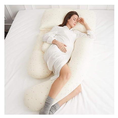 YSA Almohada Fibra de algodón Lactancia Materna Cojín de ...