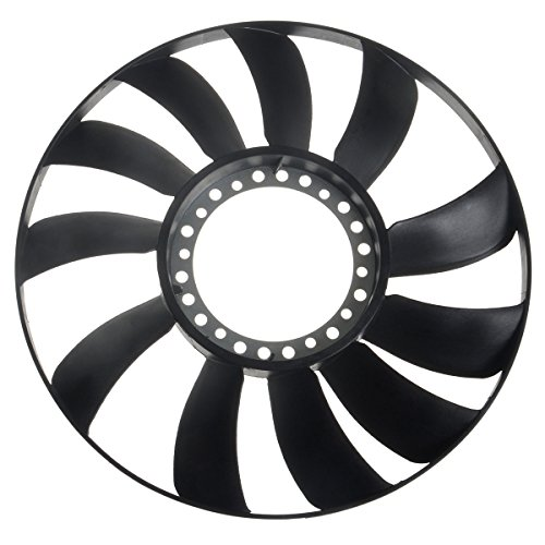 A-Premium Engine Radiator Cooling Fan Blade for Audi A4 A4 Quattro 1997-2001 Volkswagen Passat 1998-2005 I4 (Audi A4 Cooling)