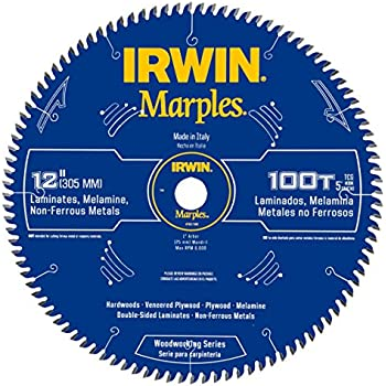 Irwin Tools 1807386 Marples Laser Cut 12 Inch 100 Tooth