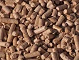 Wood (Sawdust) Pellets Premium Grade - Hot Burning - Low Ash 40 lb. Bag