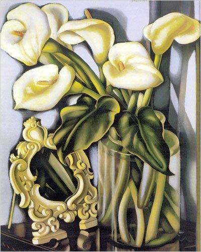 Arums III by Tamara De Lempicka Giclee Art Print Poster